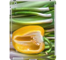 Yellow Pepper iPad Case/Skin