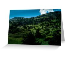 zermatt (001) Greeting Card