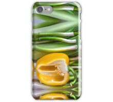 Yellow Pepper iPhone Case/Skin