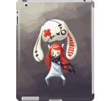 Bunny Plush iPad Case/Skin