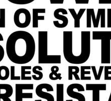 Muse albums Sticker