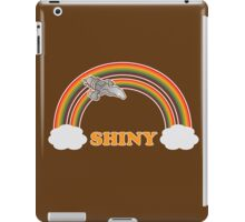 Firefly - Serenity | Double rainbow iPad Case/Skin