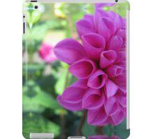 Dahlia Pastel iPad Case/Skin