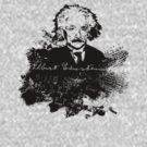 Albert Einstein - Theoretical Physicist - A Nerdy Tribute by traciv