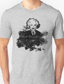 Albert Einstein - Theoretical Physicist - A Nerdy Tribute Design - Einstein Equation Shirt T-Shirt