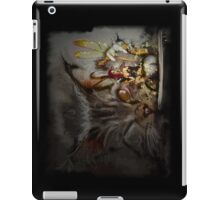 Get out of my water! iPad Case/Skin