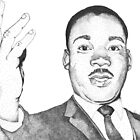 MLK  by TruEmphamy85