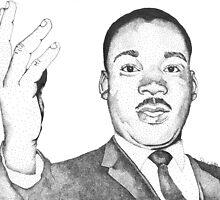 MLK  by TruEmphamy85