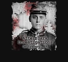 After Dark Investigations - Paranormal Civil War Tee Zipped Hoodie