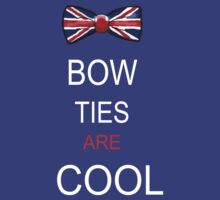 Doctor who, Bow ties are cool by wqoi314