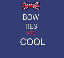 Doctor who, Bow ties are cool Unisex T-Shirt