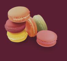 macarons 2! by raffons