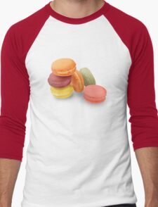 macarons 2! Men's Baseball ¾ T-Shirt