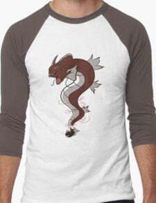 King of the Seas (red) Men's Baseball ¾ T-Shirt