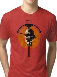 Dead Walking Tri-blend T-Shirt