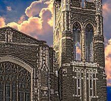 An Historic Church in Montclair by Kellice