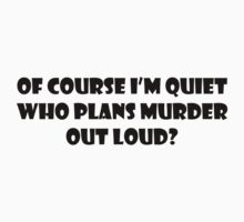 Murder by liascloset