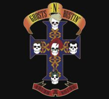 Ghosts N Bustin' Rock T-Shirt by GBNews