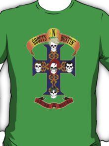 Ghosts N Bustin' Rock T-Shirt T-Shirt