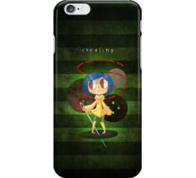 Coraline Jones iPhone Case/Skin