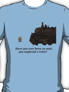 Ghost Train Suplex T-Shirt