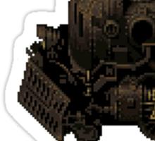 Ghost Train Suplex Sticker
