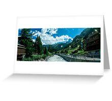 zermatt (006), (matterhorn)  Greeting Card