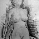 Life Drawing 8. by nawroski .