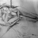 Life Drawing Study 9. by nawroski .