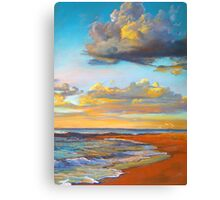 Marengo Sunrise Canvas Print