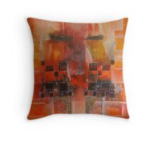 Far East - Oriente Throw Pillow