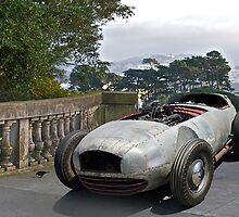 1930X WTH IZIT Race Car II by DaveKoontz