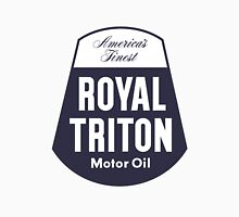 Vintage Royal Triton Motor Oil Unisex T-Shirt