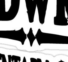 Midwich Elementary School Silent Hill Sticker