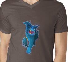 Chibi Beast Mens V-Neck T-Shirt