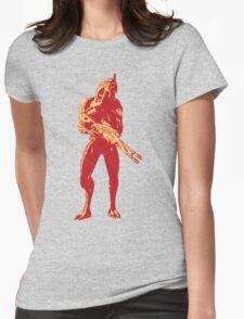 Legion II Womens Fitted T-Shirt