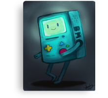 Night Light BMO Canvas Print