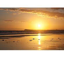 Sunset over Barwon Heads Photographic Print