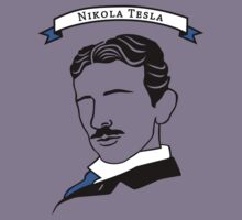 Nikola Tesla - Inventor of Beautiful Electrical Apparatuses by geeksweetie