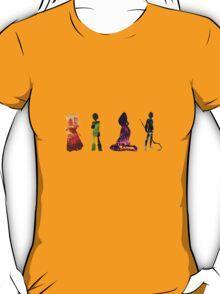 The Big Four T-Shirt