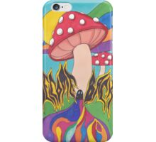 The Mushrooms Welcome You Back Phone Case iPhone Case/Skin