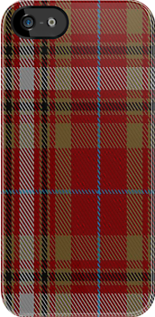 01608 Australia Dress District Tartan Fabric Print Iphone Case by Detnecs2013