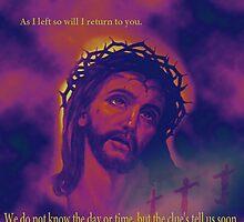 Jesus Is Coming Soon  by Rue McDowell
