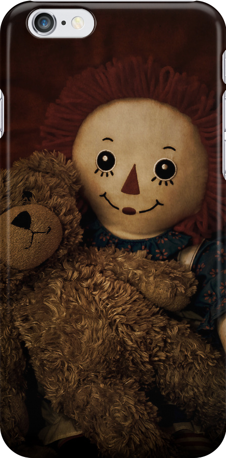 Childhood Friends for iPad-iPod-iPhone by Nathalie Chaput