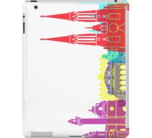 Vienna skyline pop iPad Case/Skin