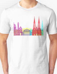 Vienna skyline pop Unisex T-Shirt