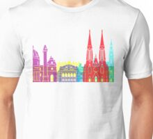 Vienna skyline pop Unisex T-Shirt