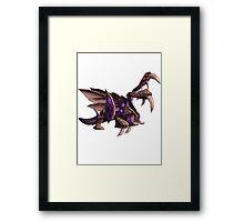 Zergling  Framed Print