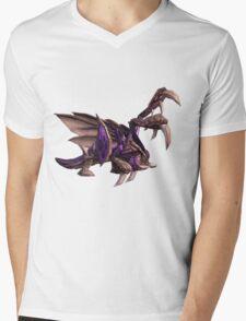 Zergling  Mens V-Neck T-Shirt