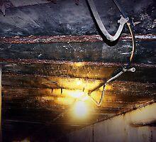 Battery Mishler ceiling by Dawna Morton